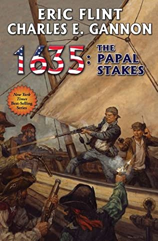 book cover of 1635: The Papal Stakes