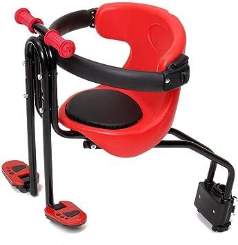 GzxLaY Asiento de bebé para Bicicleta Asiento de Seguridad para ...