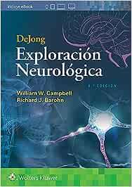 DEJONG EXPLORACION NEUROLOGICA 8ª ED