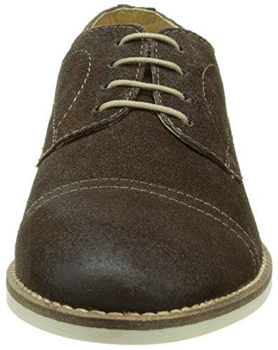 Base London Concoct - Zapatos de cordones derby Hombre Marrón
