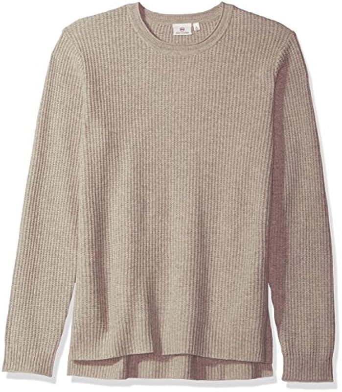 AG do spania Adriano złota męski sweter 70248 MCS: Odzież