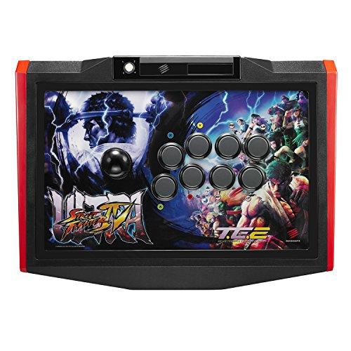 Madcatz - Ultra Street Fighter IV Arcade Stick Tournament Edition 2 (Xbox 360): Amazon.es: Videojuegos