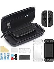 iAmer Kit d'Accessoires pour Nintendo Switch