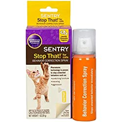 Sentry Stop That Noise Pheromone Spray for Dogs 1 oz