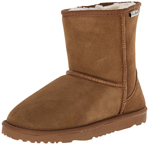 Aussie Merino Bridget Low Kids Boot (Toddler/Little Kid/Big Kid), Chestnut, 9 M US Toddler ()