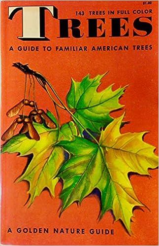 A GOLDEN GUIDE: TREES.: Herbert Zim & Alexander Martin.: Amazon.com: Books