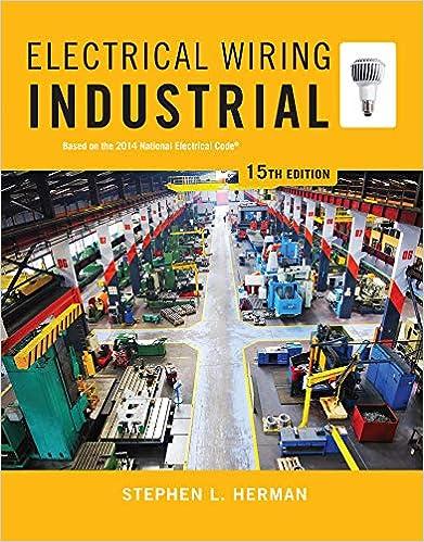 Electrical Wiring Industrial: Herman, Stephen L.: 9781285054216:  Amazon.com: BooksAmazon.com