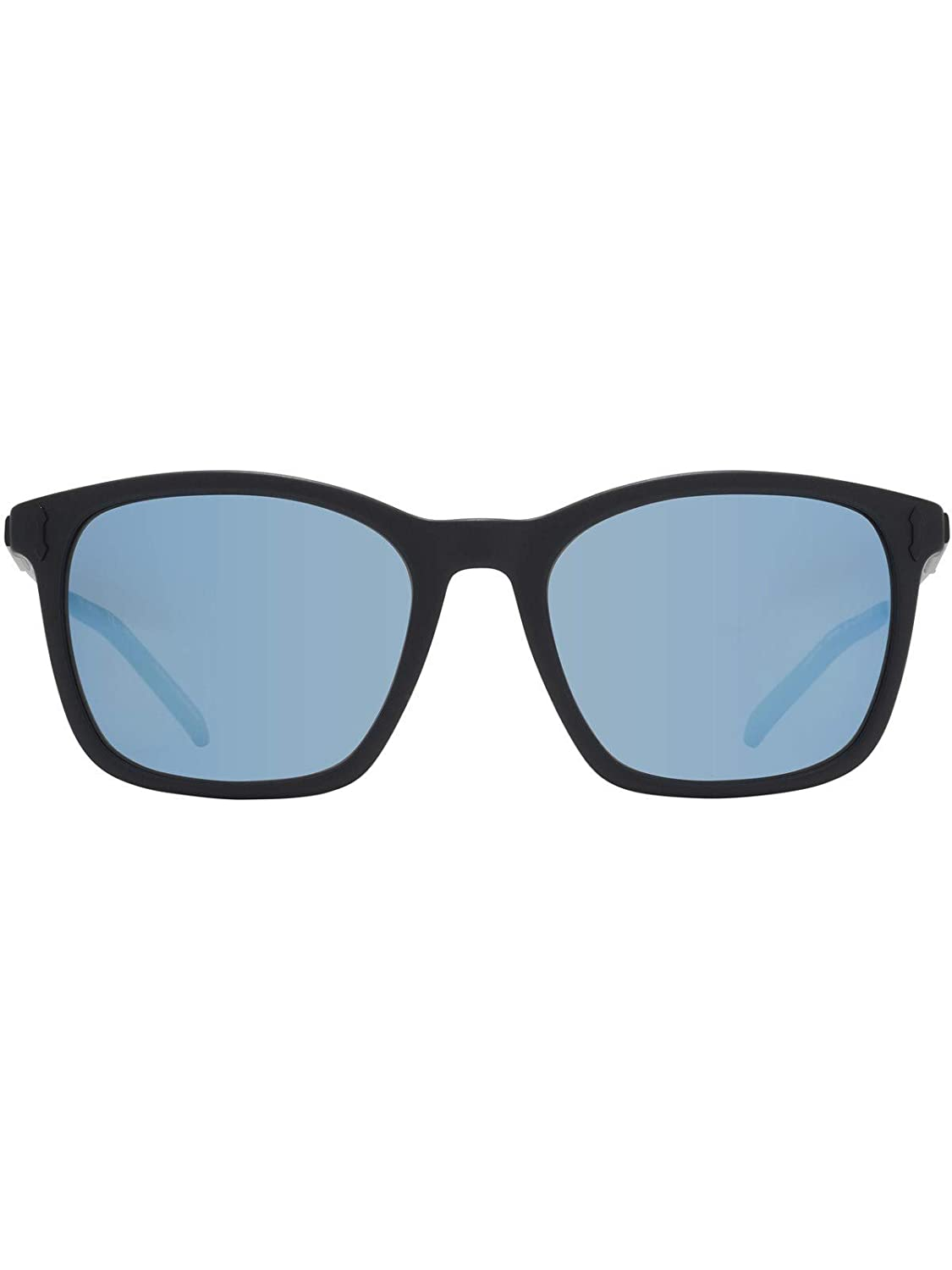 Dragon Matte Black-Blue Ionized Jake Sunglasses