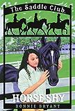 Horse Shy (Saddle Club series Book 2)