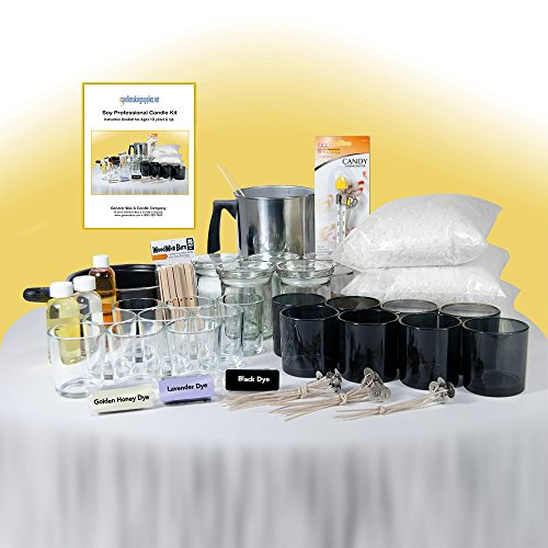 Generalwax.com - Soy Professional Candle Making Kit by General Wax & Candle Company