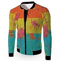Lightweight Jackets,Flamingo,Men