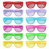 nicknack Shutter Shading Glasses,Sunglasses Eyewear