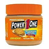 Pasta de Amendoim Crocante (180g) Power1One