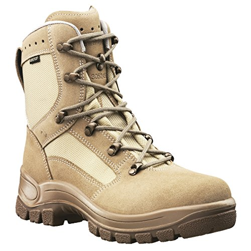 Haix des bottes de combat Bottes GORE-TEX ® Airpower désert P9, Pointure:46 (UK 11)