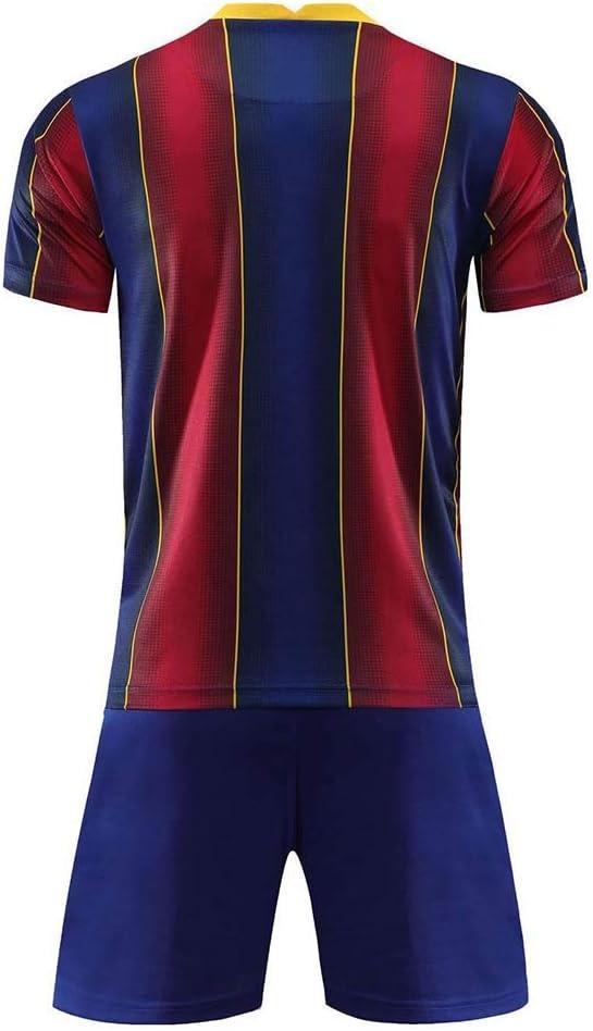 COOLBOY Kits de Jersey de f/útbol F.De Jong 21# Camiseta Pantalones y Calcetines Talla Infantil y Hombres
