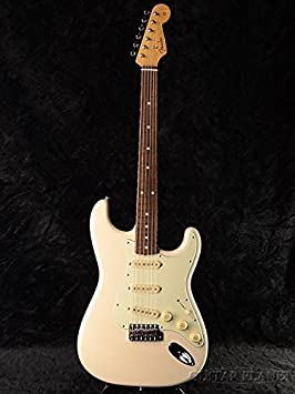 Fender Japan Exclusive Series/Classic 60's Stratocaster VWH Color blanco