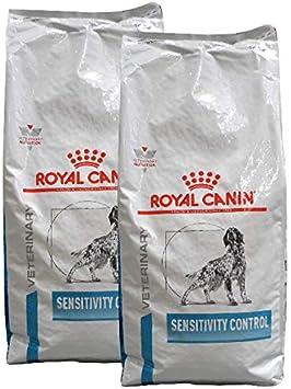 Royal CANIN VET Diet sensibilidad control Perros trockenfutter (SC 21) 2x 14kg = 28kg