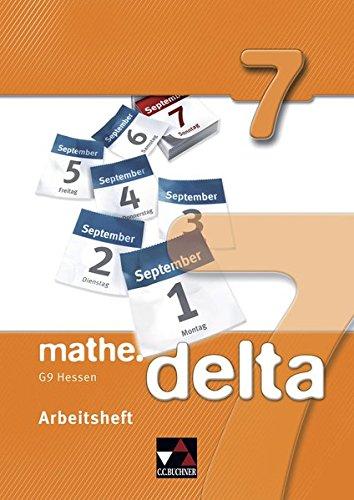 mathe.delta - Hessen (G9) / mathe.delta Hessen (G9) AH 7