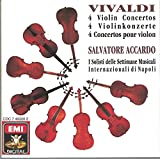Vivaldi: 4 Violin Concertos: Concerto in F Major, RV.286; Concerto in D Minor, RV.243; Concerto in E Major, RV.270; Concerto in E Minor, RV.277