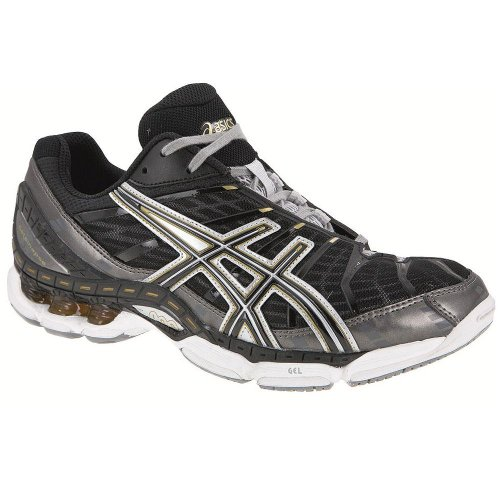 Asics - Gel Volley Elite - Couleur: Noir - Pointure: 50.5