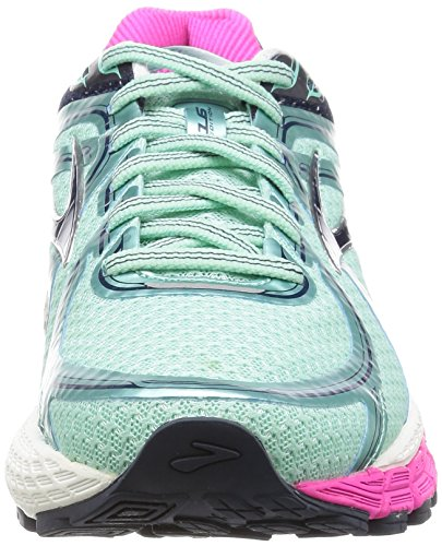 Brooks Adrenaline GTS 16, Zapatillas de Running Para Mujer Azul (Bluetint/Pinkglo/Peacoat 418)
