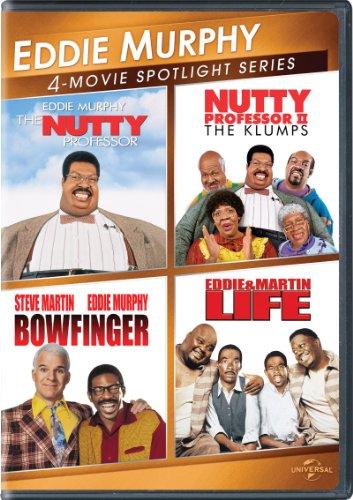 Eddie Murphy 4 Movie Spotlight product image
