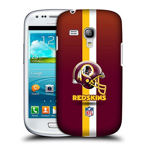 Official NFL Helmet Washington Redskins Logo Hard Back Case for Samsung Galaxy S3 III