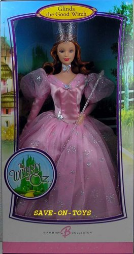 [Barbie Pink Label Glinda the Good Witch Wizard of Oz Doll] (Good Witch Of Wizard Of Oz)