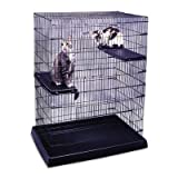 "Petmate 49965 Kennel-aire Small Animal Playpen , 35.5"" W x 24.5""D x 48.5"" H"