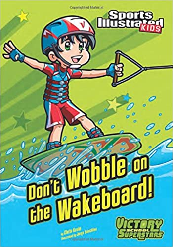 Dont Wobble on the Wakeboard!