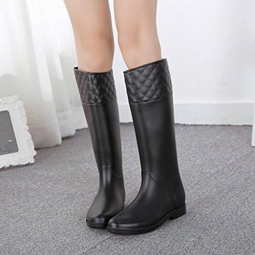 Ms Wellington Rain Boots Rubber Rain Boots C LhaXazdXkt