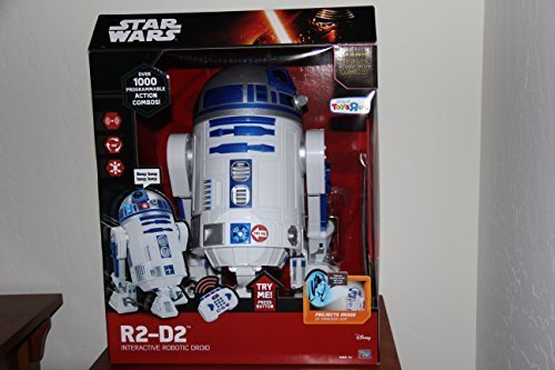Thinkway Star Wars R2-D2 Interactive - Droid D2 Interactive R2 Commands