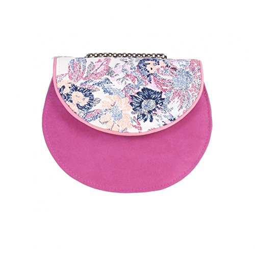 Ruby Shoo bolsas de traje de neopreno para mujer de mano de quita y/piñón libre Tokyo Pink
