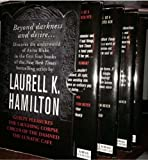 Laurell K. Hamilton Set: Guilty Pleasures, the Laughing Corpse, Circus of the Damned and the Lunatic Cafe