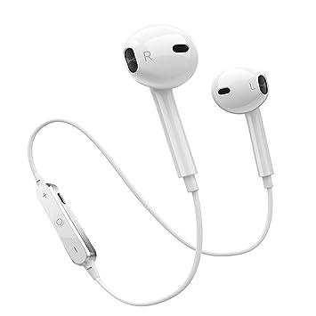Auriculares con Bluetooth en la oreja HAVIT V4.2 IPX5 Auriculares estéreo magnéticos deportivos con