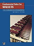Fundamental Solos for Mallets, Mitchell Peters, 0739006215