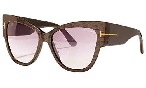 Amazon.com: anteojos de sol TOM FORD TF 371-f ft0371-f 38B ...