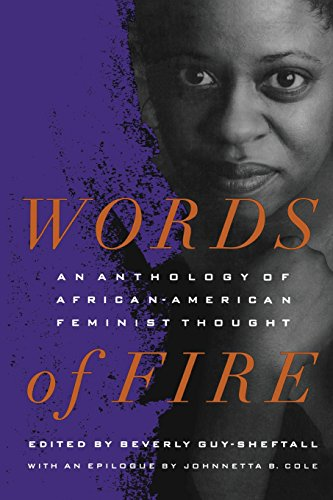 Search : Words of Fire: An Anthology of African-American Feminist Thought