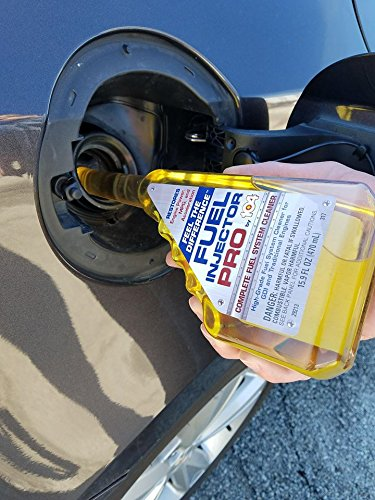 Fuel Injector Cleaner Complete System Cleaning Fluid