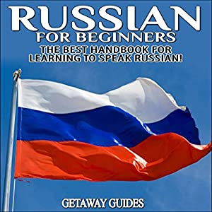 Russian for Beginners Audiobook