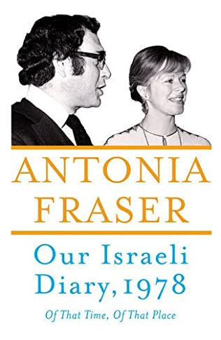 book cover of Our Israeli Diary