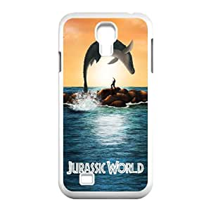 Samsung Galaxy S4 I9500 Jurassic World pattern design Phone Case HJW1196806