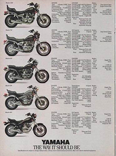 Yamaha Motorcyles - 2