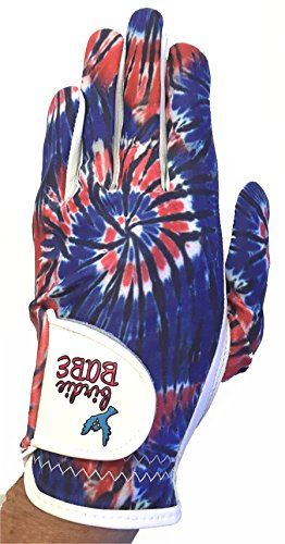 Pink Left Handed Golf Glove (Birdie Babe Ladies Golf Glove (American Swinger, Small))
