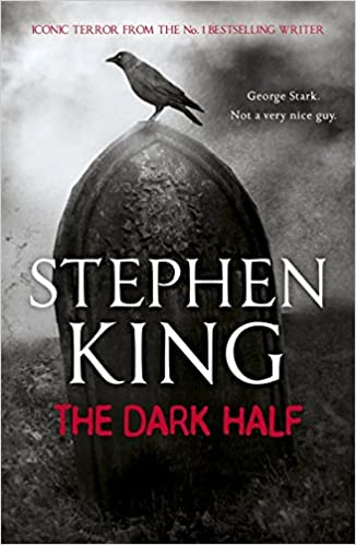 Image result for The Dark Half by Stephen King