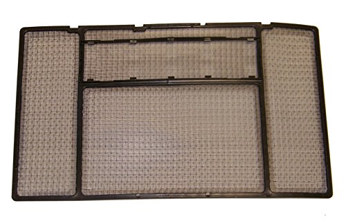 OEM Danby Air Conditioner Filter: DAC120EB3GDB, DAC120EUB3GDB, DAC120EUB7GDB, DAC120ECB6GDB, DAC100ECB4GDB by GenuineOEMDanby