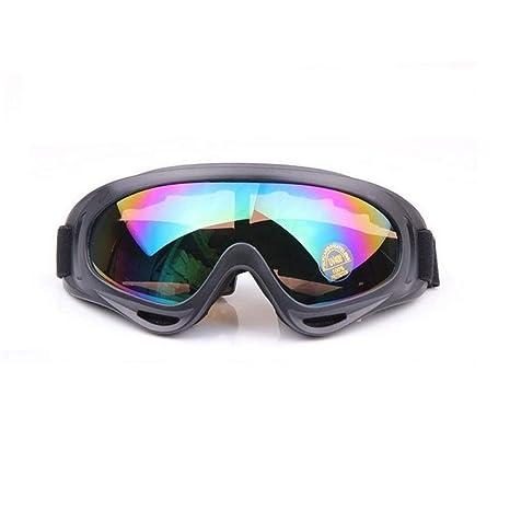 Invierno Snowboard Gafas De Esquí For Hombres Mujeres UV400 Gafas ...