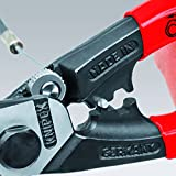Knipex Tools 95 61 190 SBA Wire Rope Cutters
