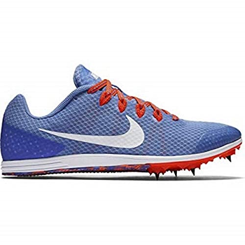 054a2bd624d30 Amazon.com | NIKE Zoom Rival D Women'sTrack Spikes 806560-418 Blue ...