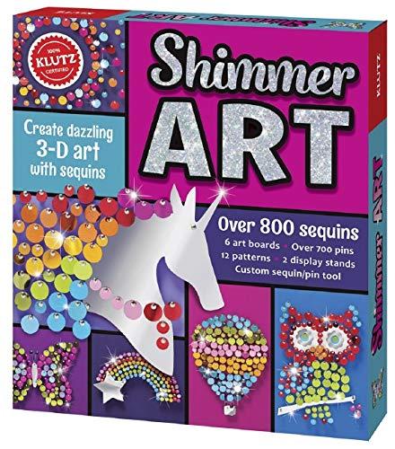 - Klutz Shimmer Art